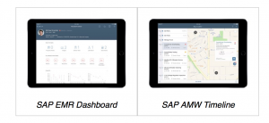 SAP / Apple partnership --> SDK for iOS , SWIFT based 4