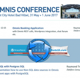 Another success at the yearly OMNIS Conference 2
